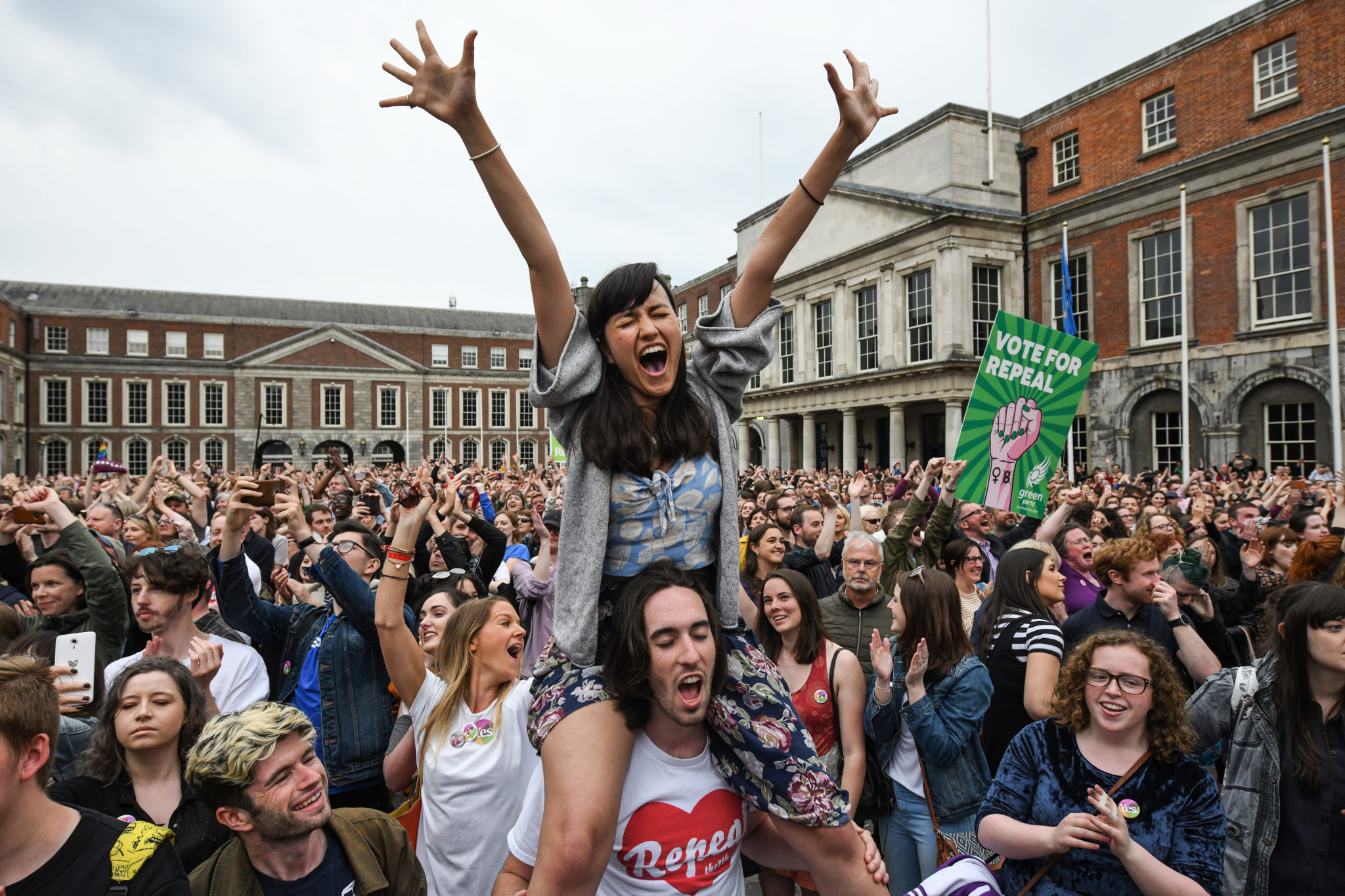 Ireland: History made as President Signs Abortion Bill into Law