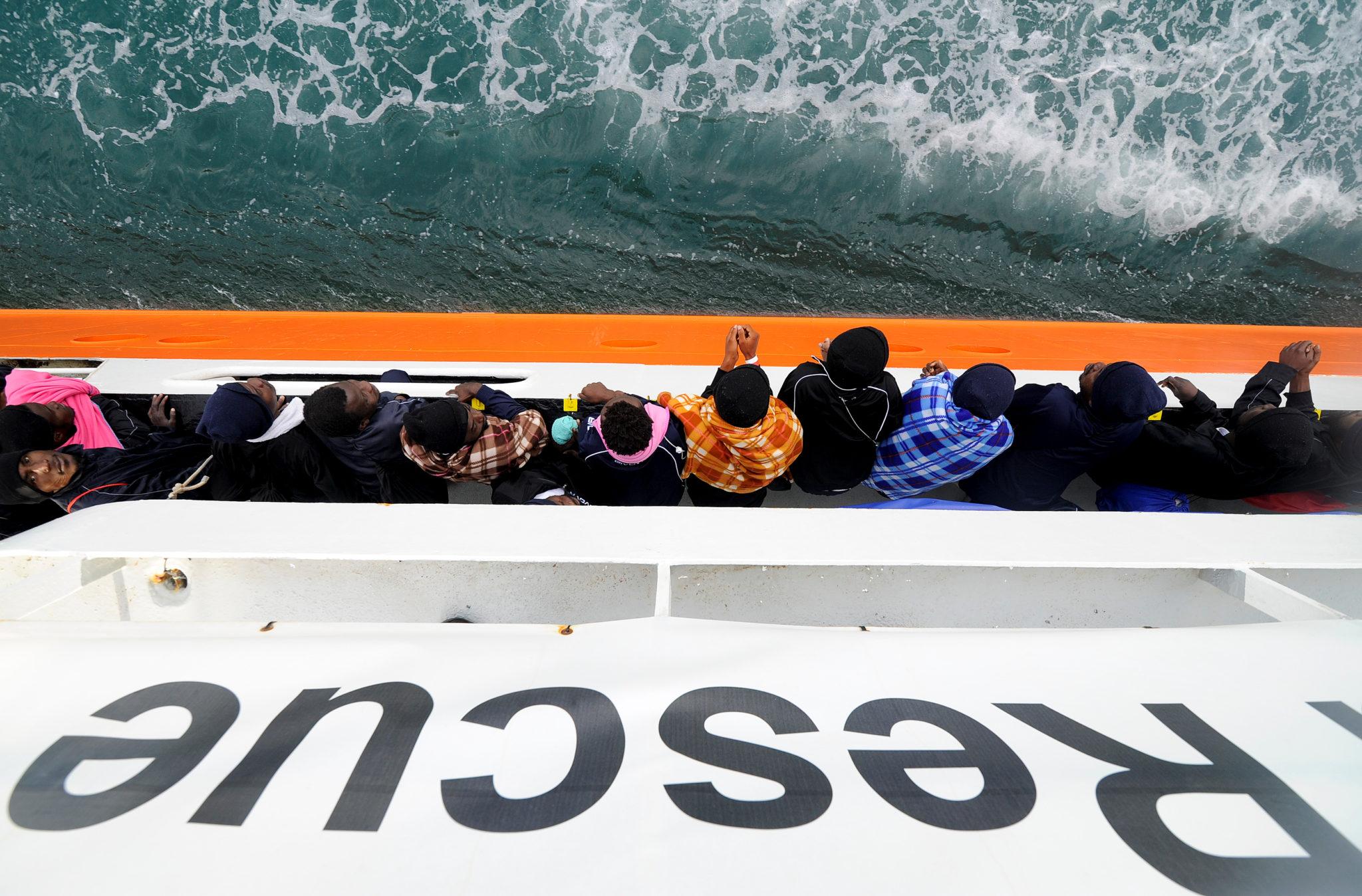 Italy/EU: Response from Kumi Naidoo to termination of operations of Aquarius rescue ship