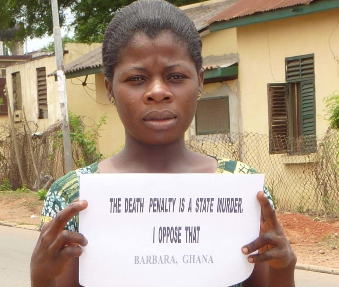 Ghana: Abolish the death penalty for all crimes and commute all death sentences