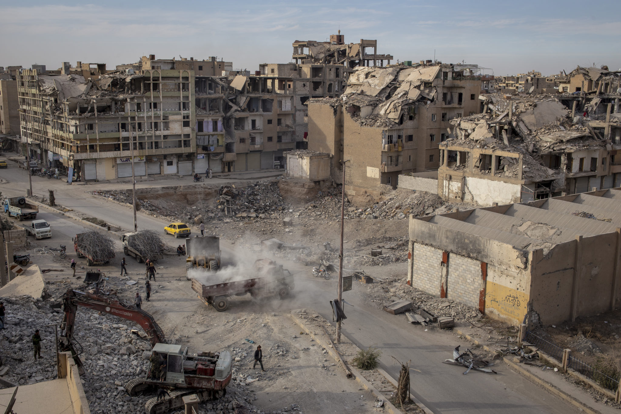 UN: Catastrophic failure as civilians ravaged by war violations 70 years after Geneva Conventions