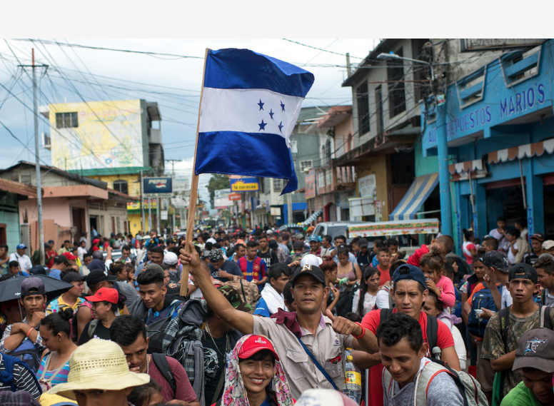 Americas: Authorities must not deport caravan members to face danger