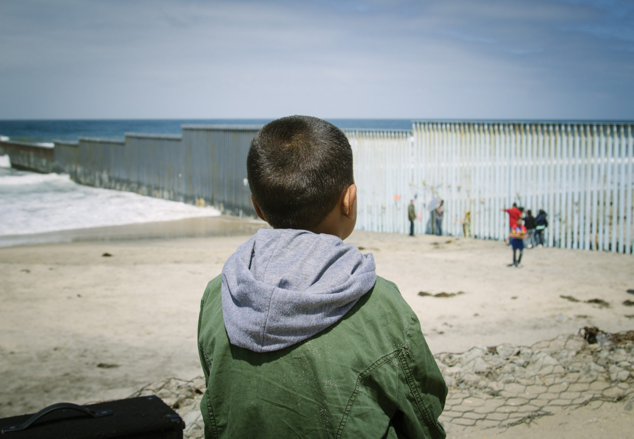 USA: mother and son separated by border authorities