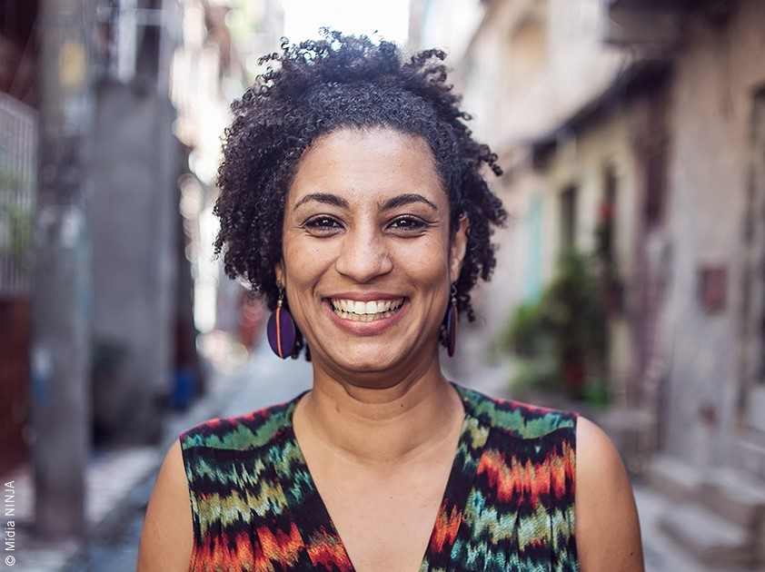 Brazil: Demand justice for fearless human rights defender Marielle Franco