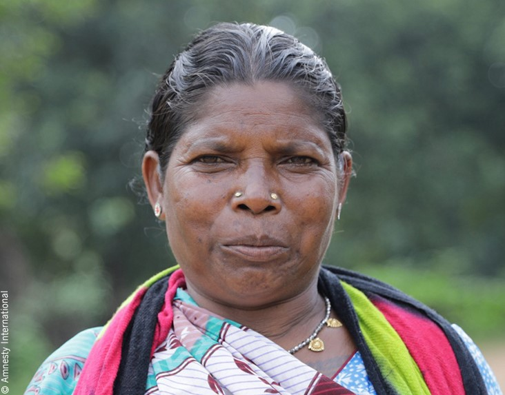 India: Protect Pavitri Manjhi from harassment