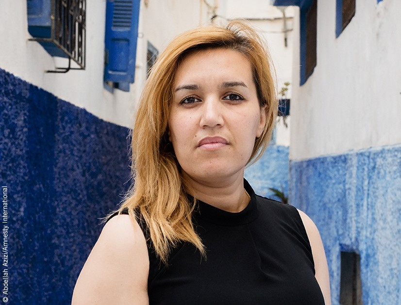 Morocco: Stop harassing Nawal Benaissa