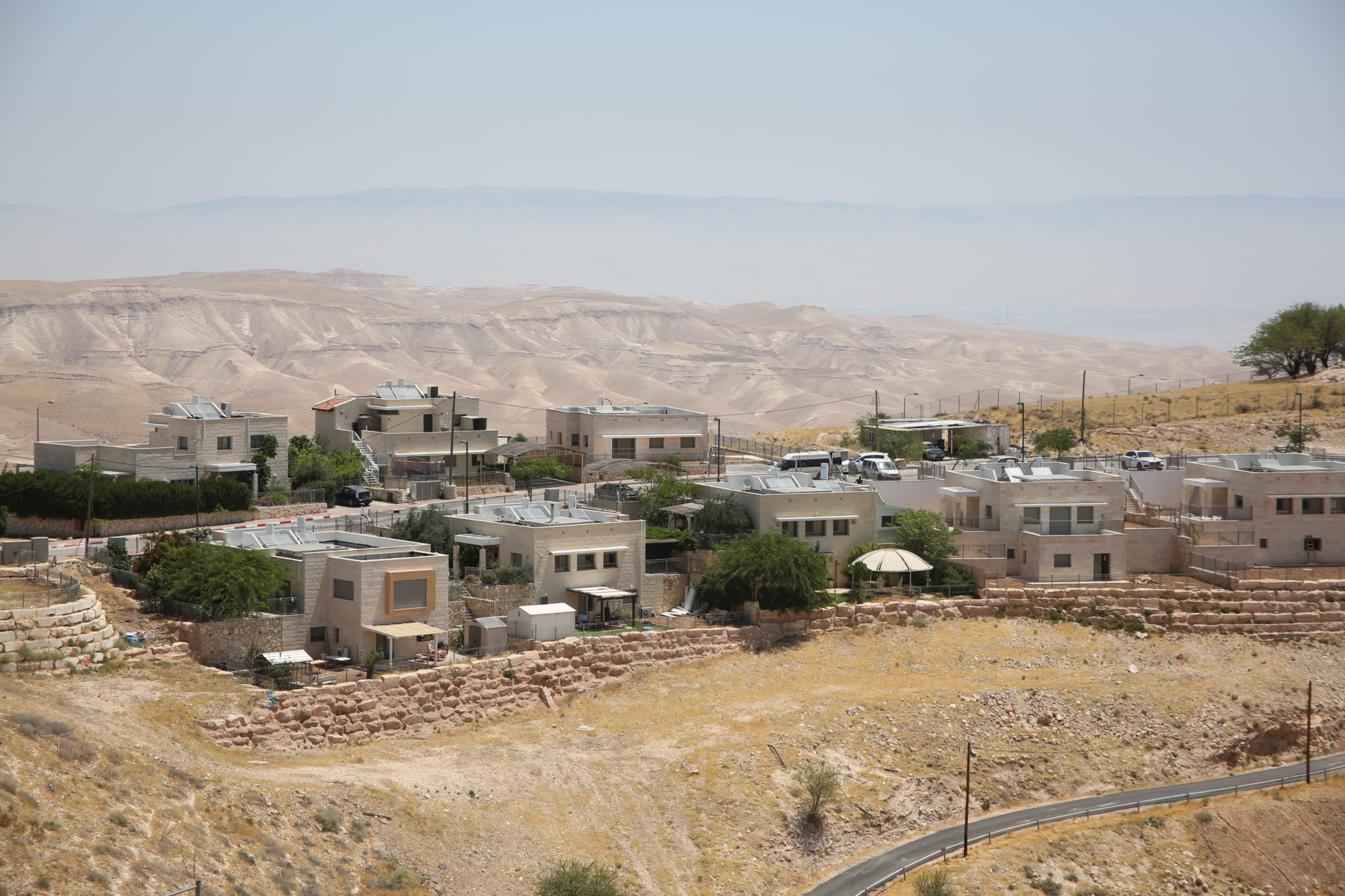 Pompeo announcement on Israeli Settlements Places Occupied Palestinians At Increased Risk