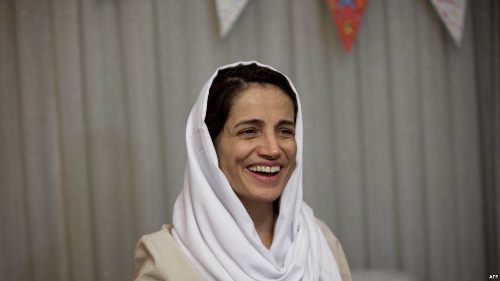More than 1 million people join global campaign to demand Iranian government release Nasrin Sotoudeh