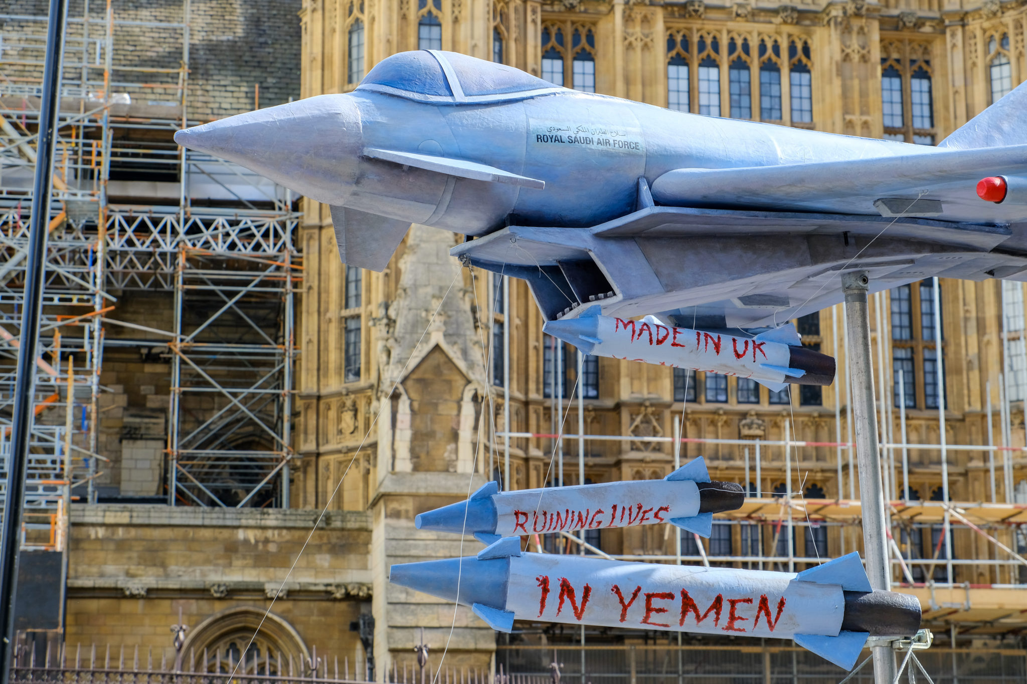 UK: Appeal Court ruling on Saudi arms is welcome decision for war-torn Yemen