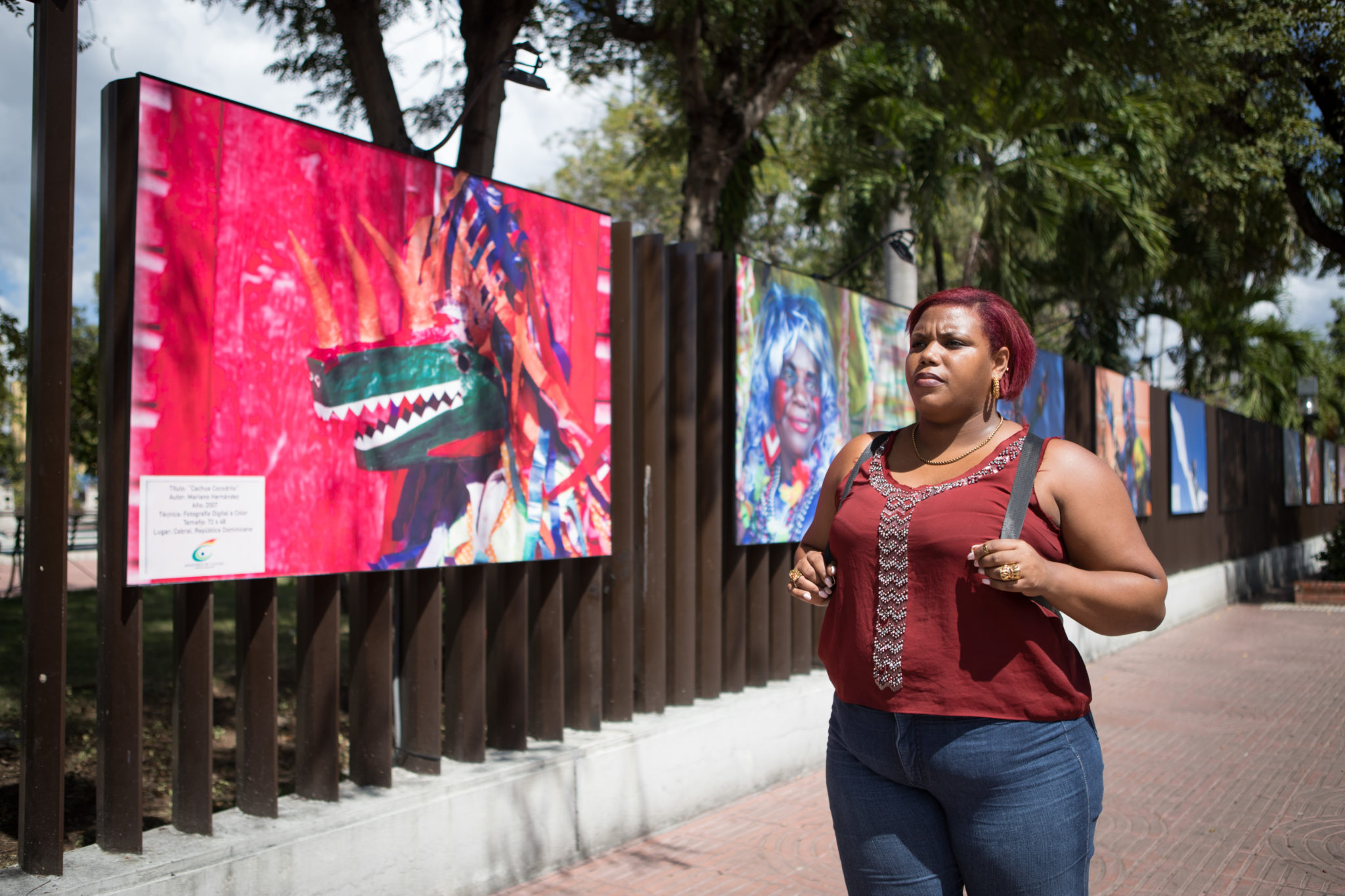 Demand sex workers' protection in the Dominican Republic