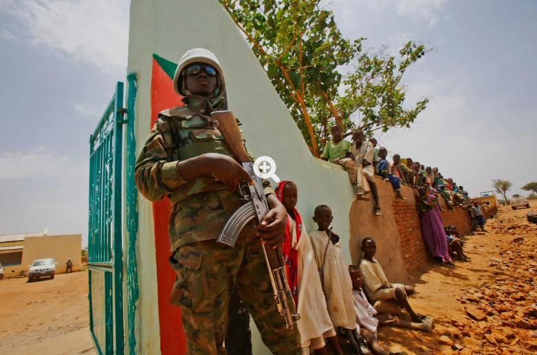 Sudan: Fresh evidence of government-sponsored crimes in Darfur shows drawdown of peacekeepers premature and reckless