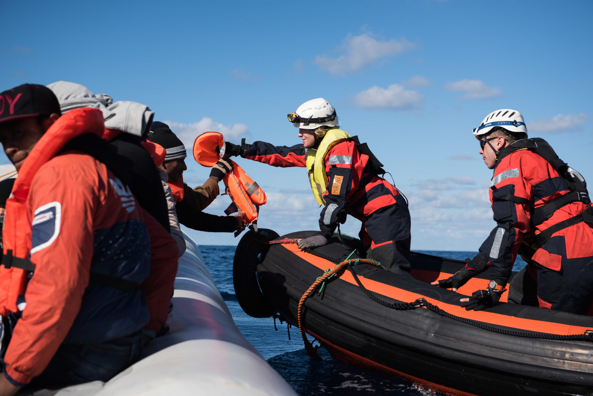 Italy: Sea-Watch 3's captain must not be prosecuted for saving lives