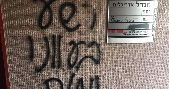 Amnesty International Israel's office targeted with death threat