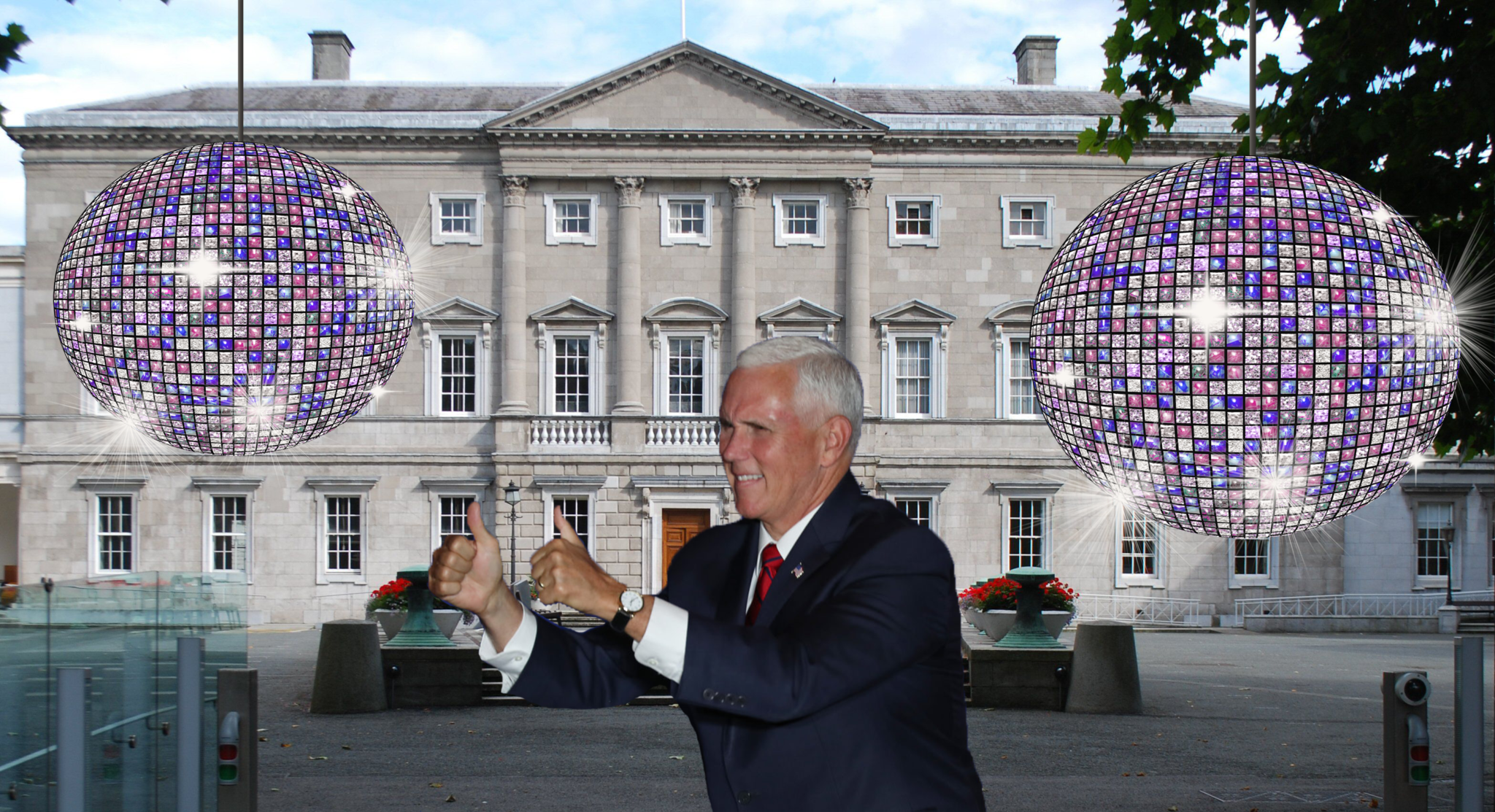 Mike Pence Ireland Visit