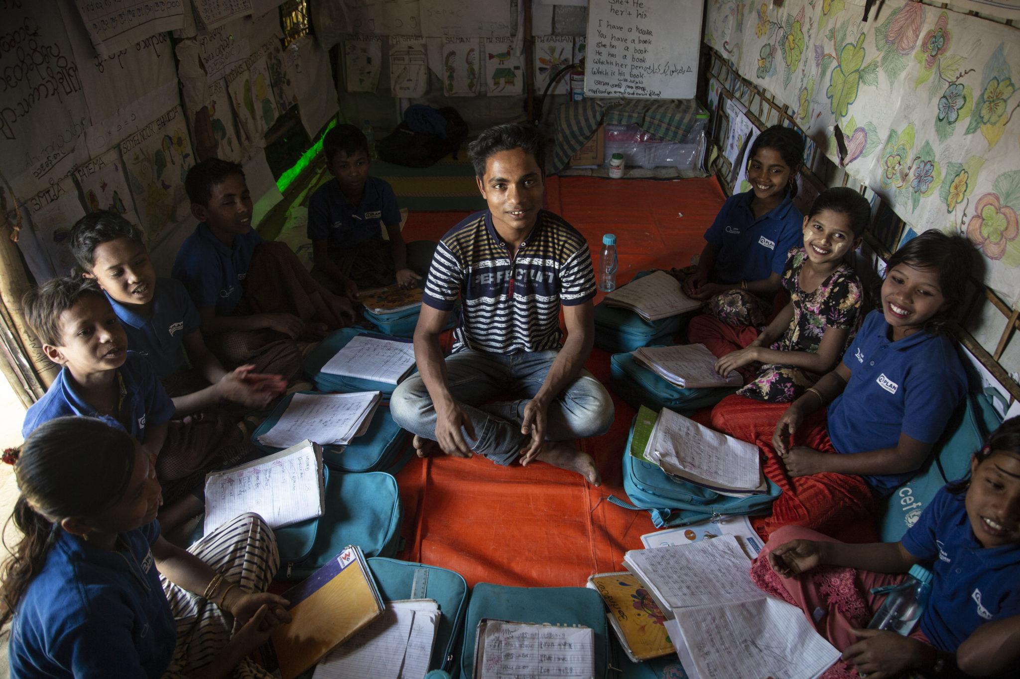 Bangladesh: Demand education for Rohima Akter Khushi