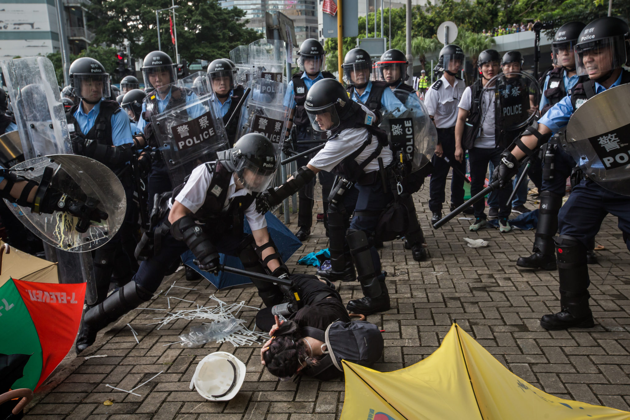 Hong Kong: Withdrawal of Extradition Bill – investigation of police violence still needed