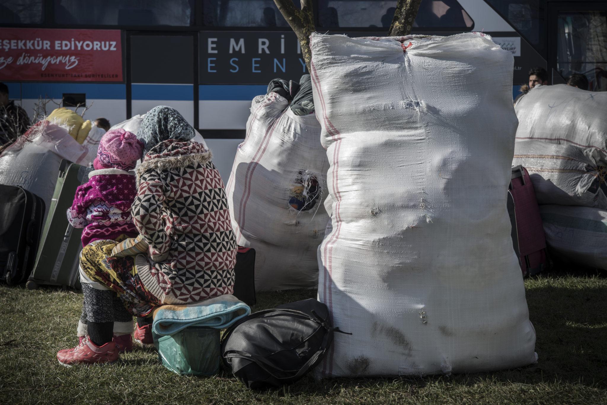 Turkey: Stop unlawful deportations of Syrians
