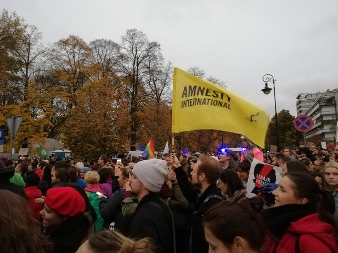 "Poland: Law criminalising sexuality education ""recklessly retrogressive"""