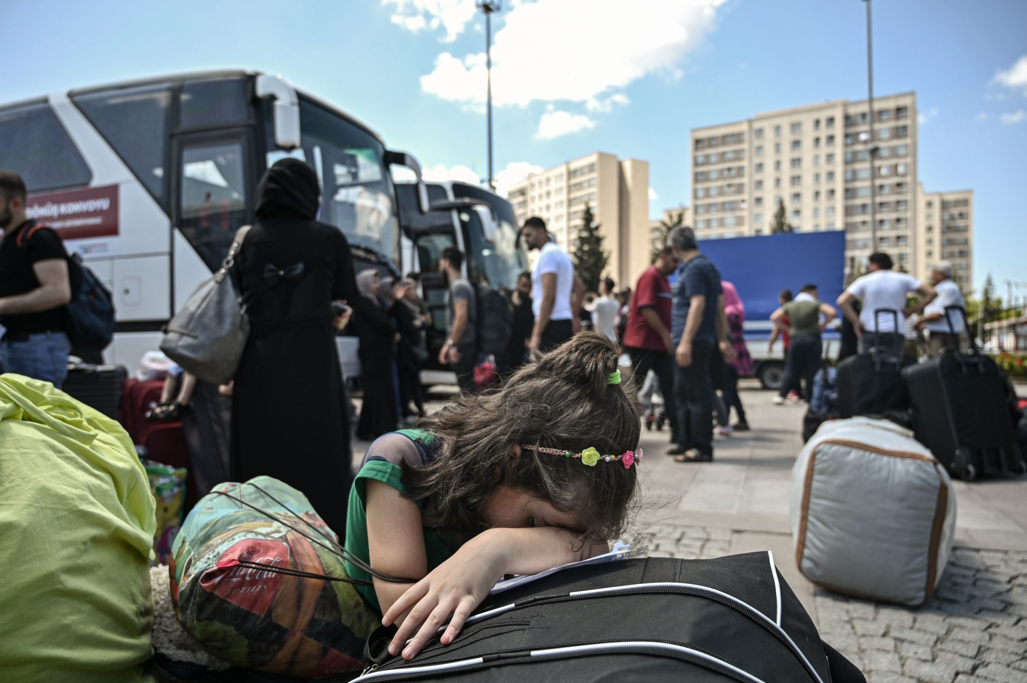 Turkey: Syrians illegally deported into war ahead of anticipated 'safe zone'