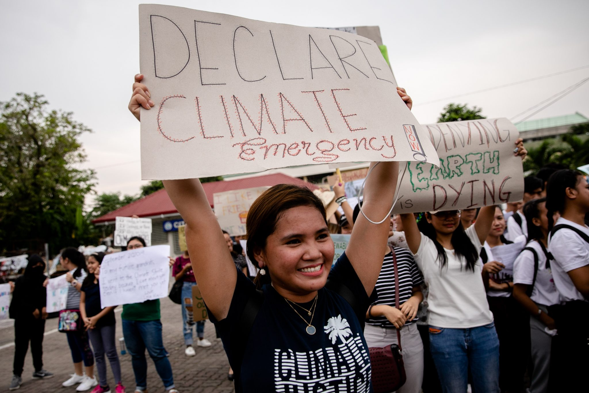 Climate change ranks highest as vital issue of our time – Generation Z survey