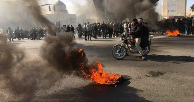 Iran: Death toll from bloody crackdown on protests rises to 208