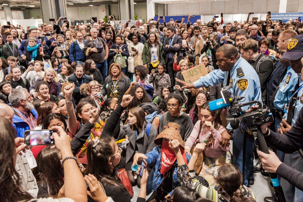 Madrid climate talks failed: What now?