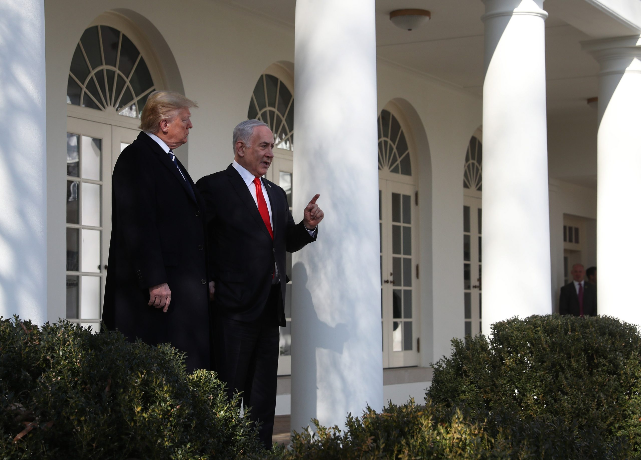 USA/Israel and OPT: Dismal 'peace deal' would exacerbate violations, enshrine impunity