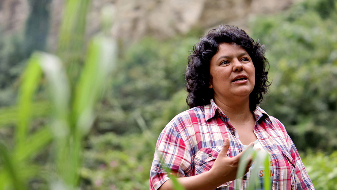 Honduras: Demand that the Attorney General ensures truth and justice in the case of Berta Cáceres