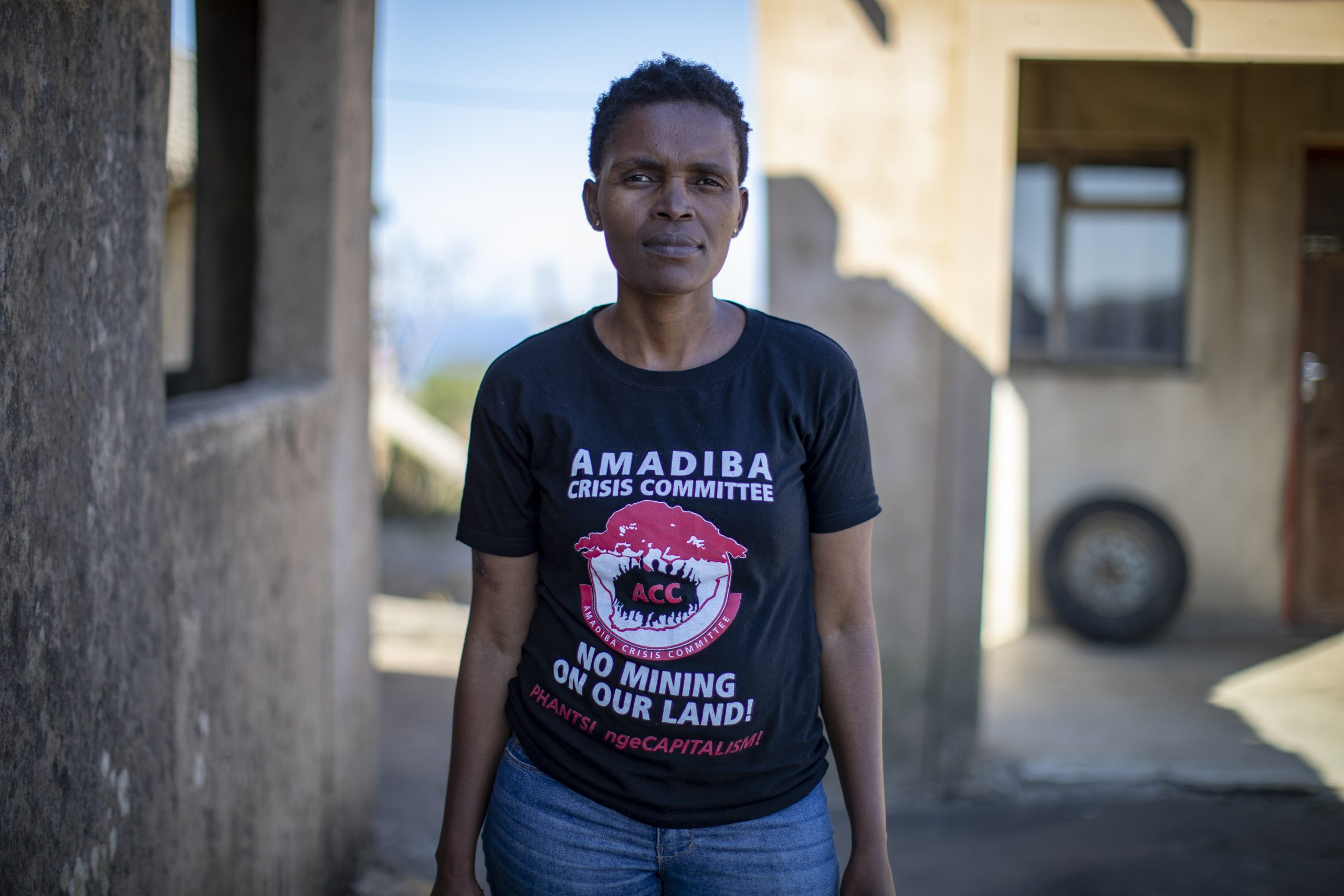 South Africa: Protect Nonhle Mbuthuma and defend her local community