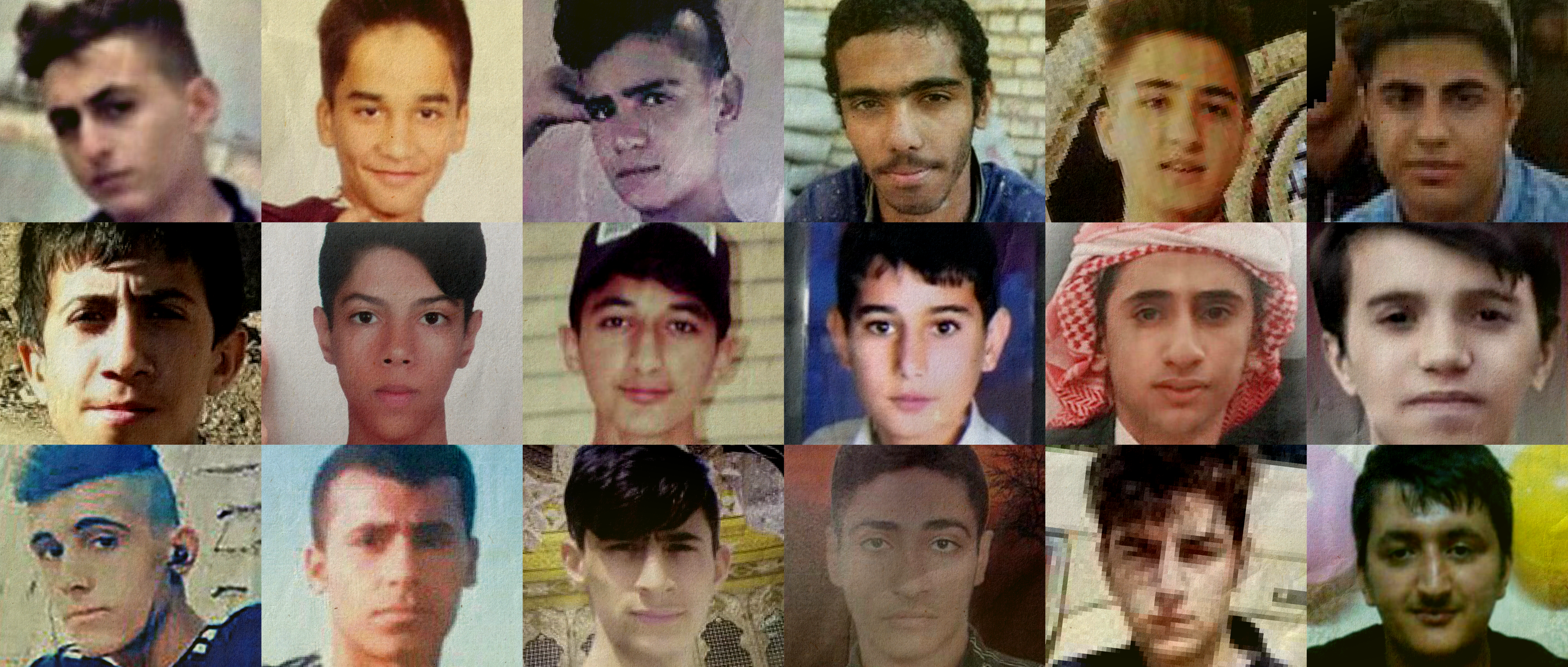Iran: At least 23 children killed by security forces in November protests – new evidence