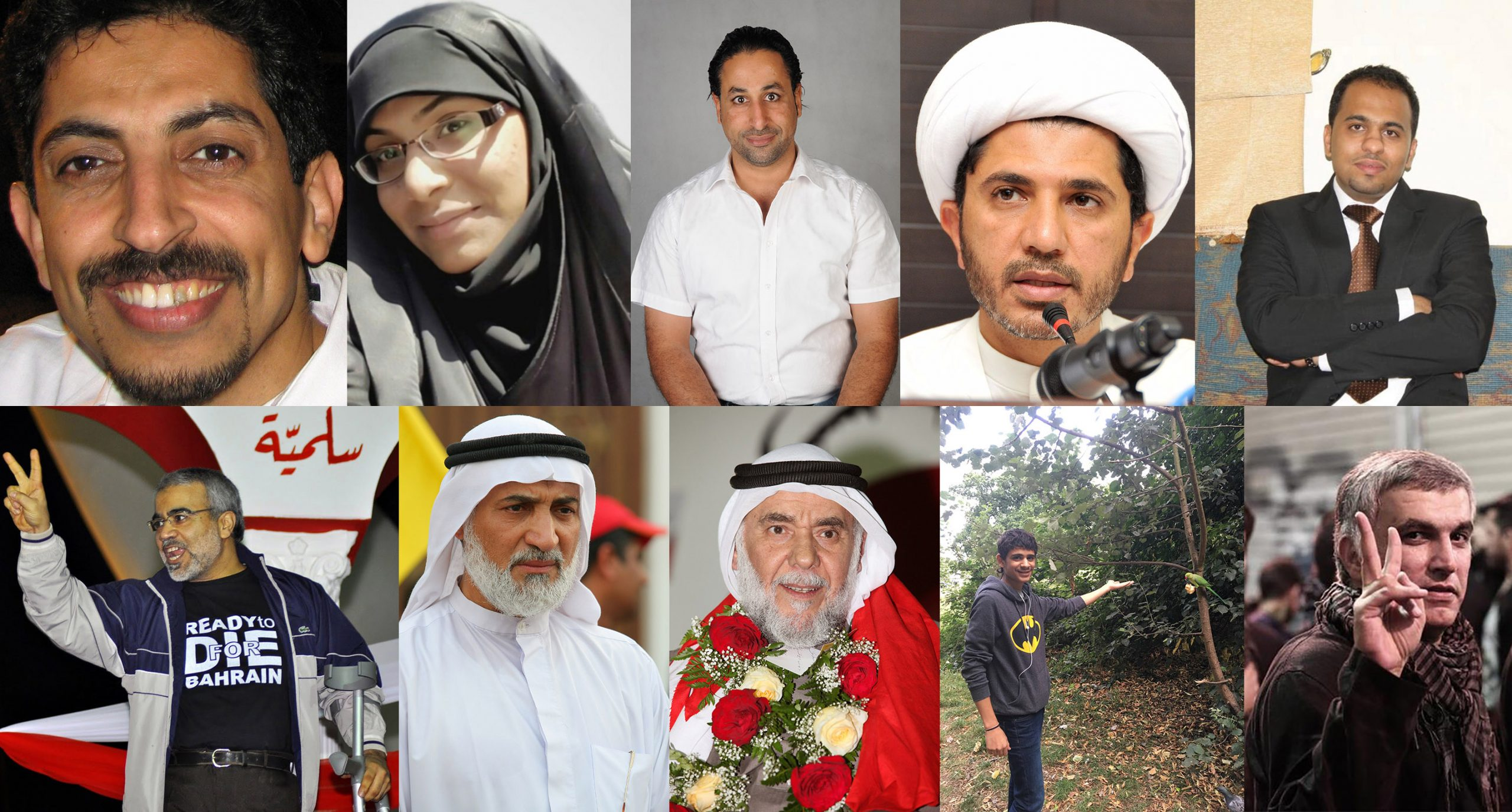 Bahrain: Peaceful activists must be released amid COVID-19 pandemic