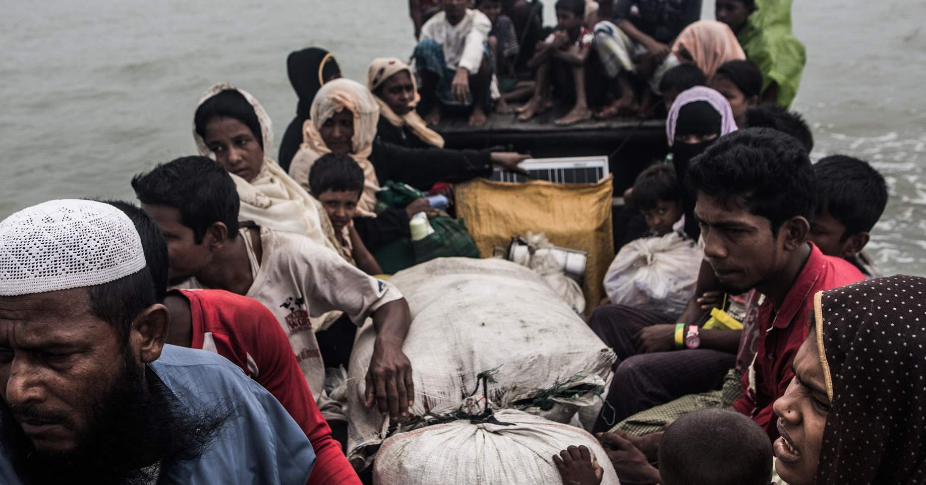 Bangladesh: Rescued Rohingya refugees require immediate care and protection