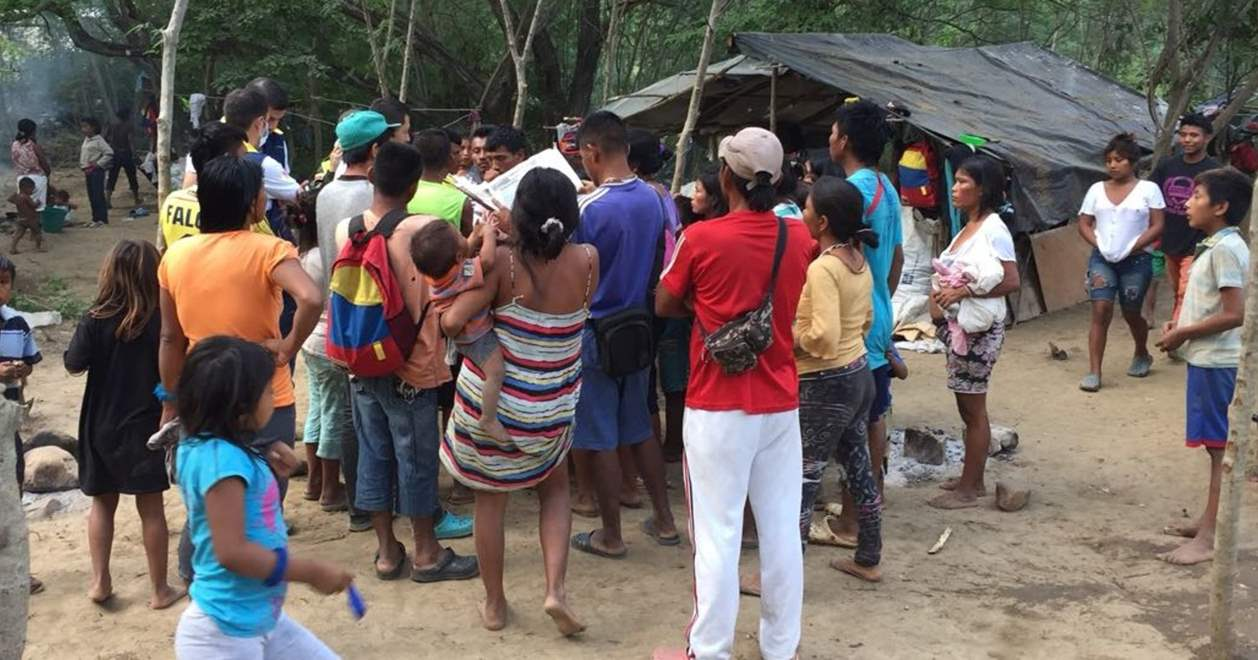 Colombia: Indigenous Peoples will die from COVID-19 or from hunger if the state does not act immediately