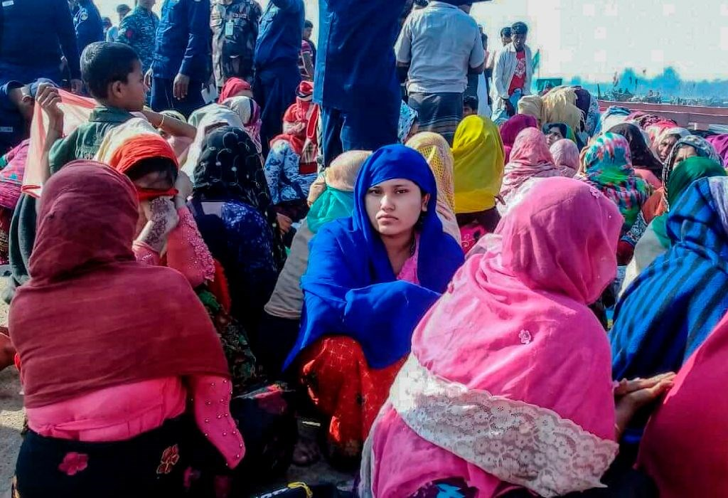 COVID-19 no excuse to sacrifice lives as more Rohingya people seek safety by boat