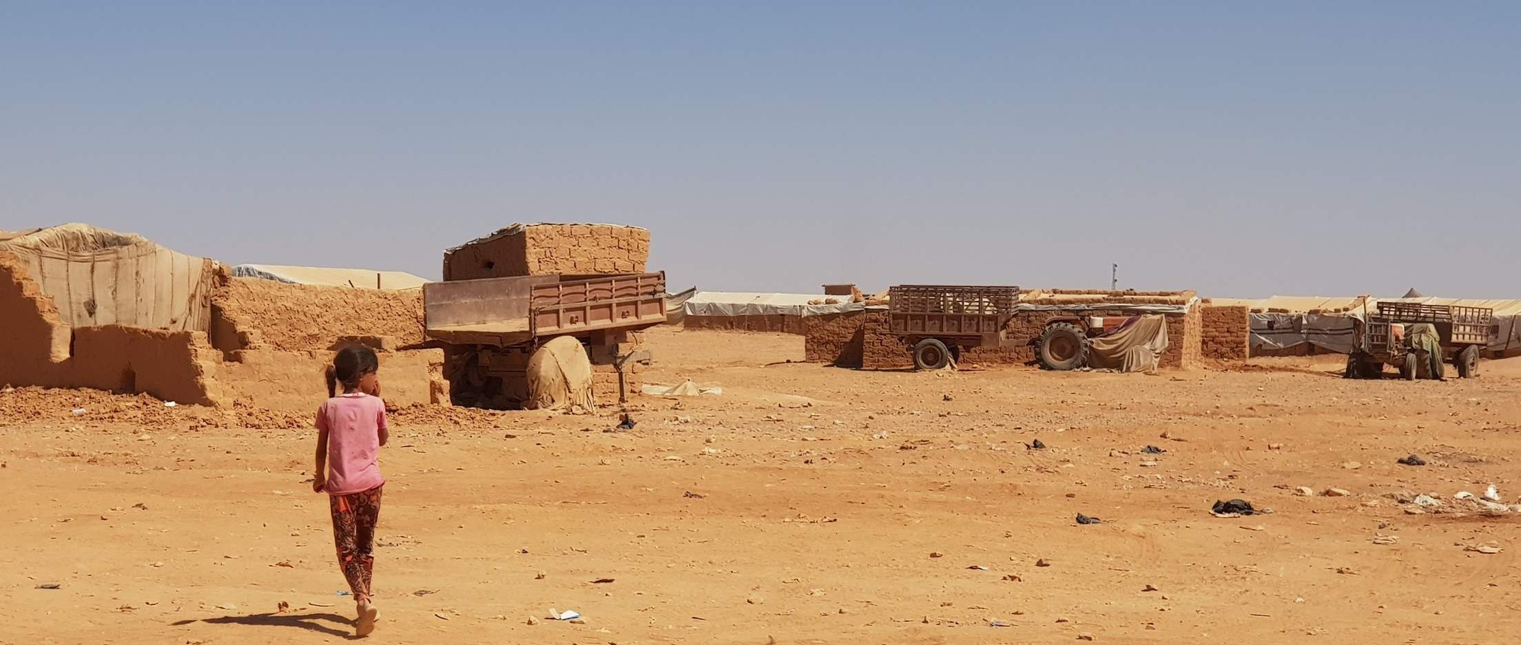 Jordan: Authorities must allow urgent medical care for displaced Syrians in Rukban during COVID-19