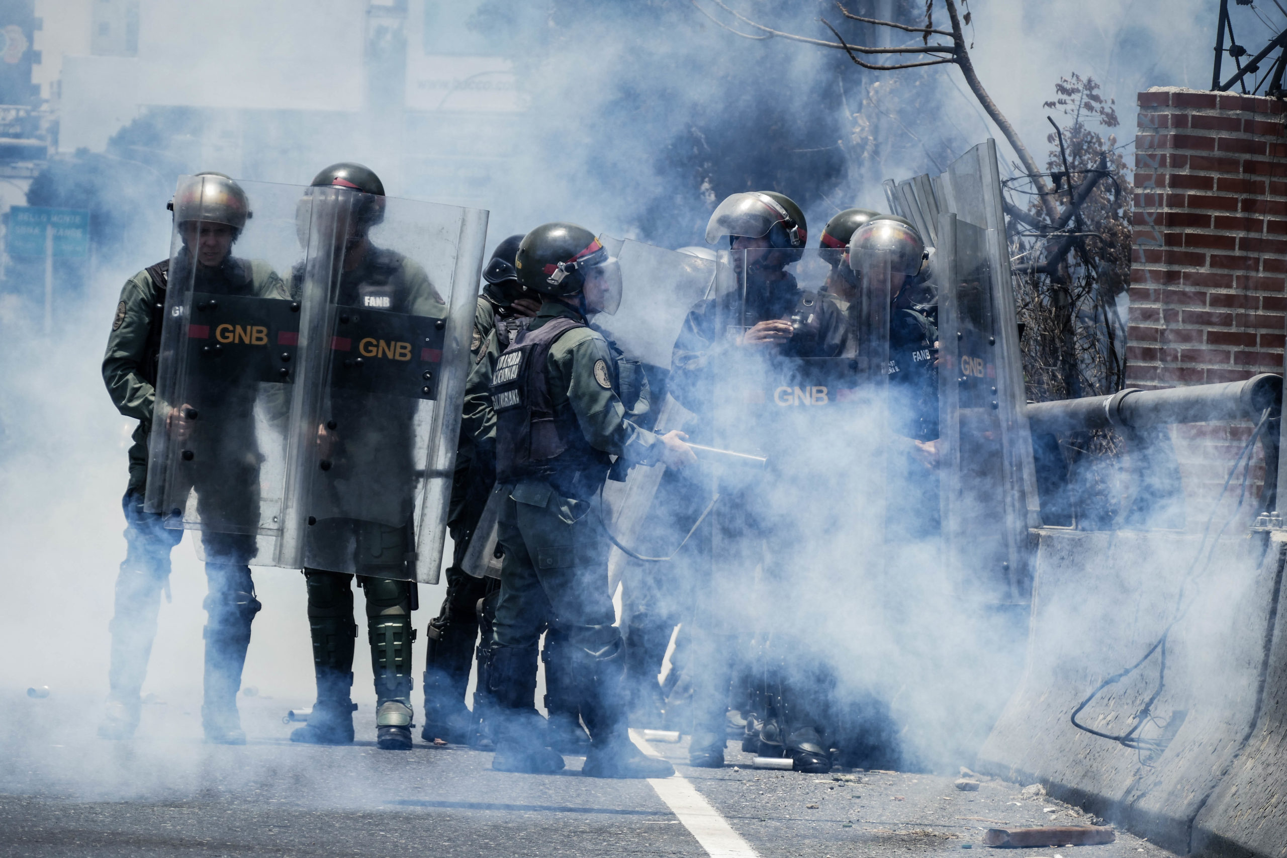 Toxic trade in tear gas fuels police abuses globally