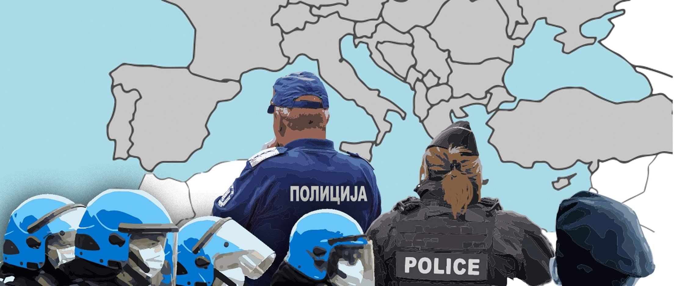 Report on Europe: COVID-19 lockdowns expose racial bias and discrimination within police