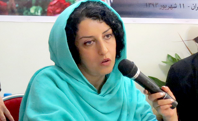 Urgent Action: Iran – Narges Mohammadi's life is at risk of COVID-19