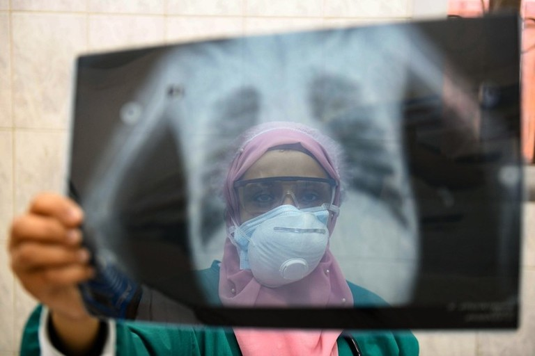 Protect health care workers in Egypt