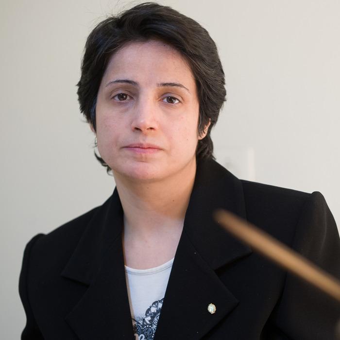 Human rights defender Nasrin Sotoudeh goes on hunger strike