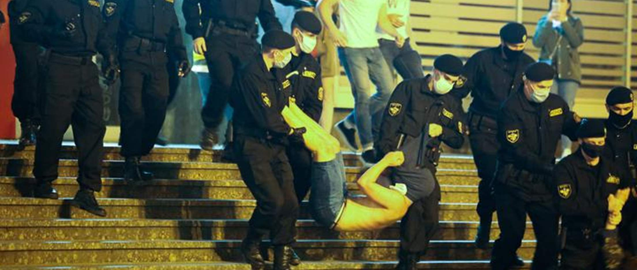 Belarus: Police must be held accountable for violence