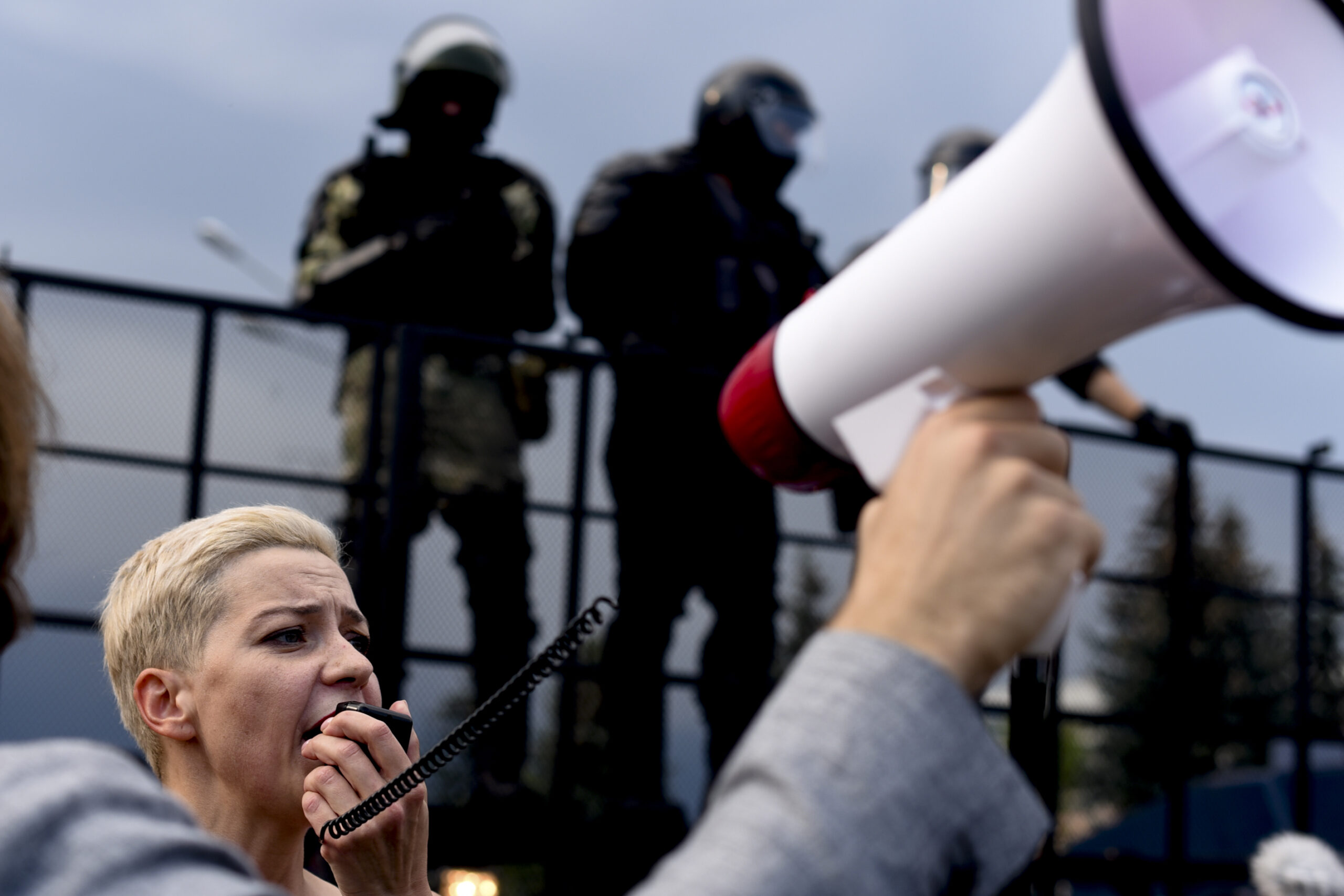Urgent Action: Belarus – Free opposition leader Maryia Kalesnikava