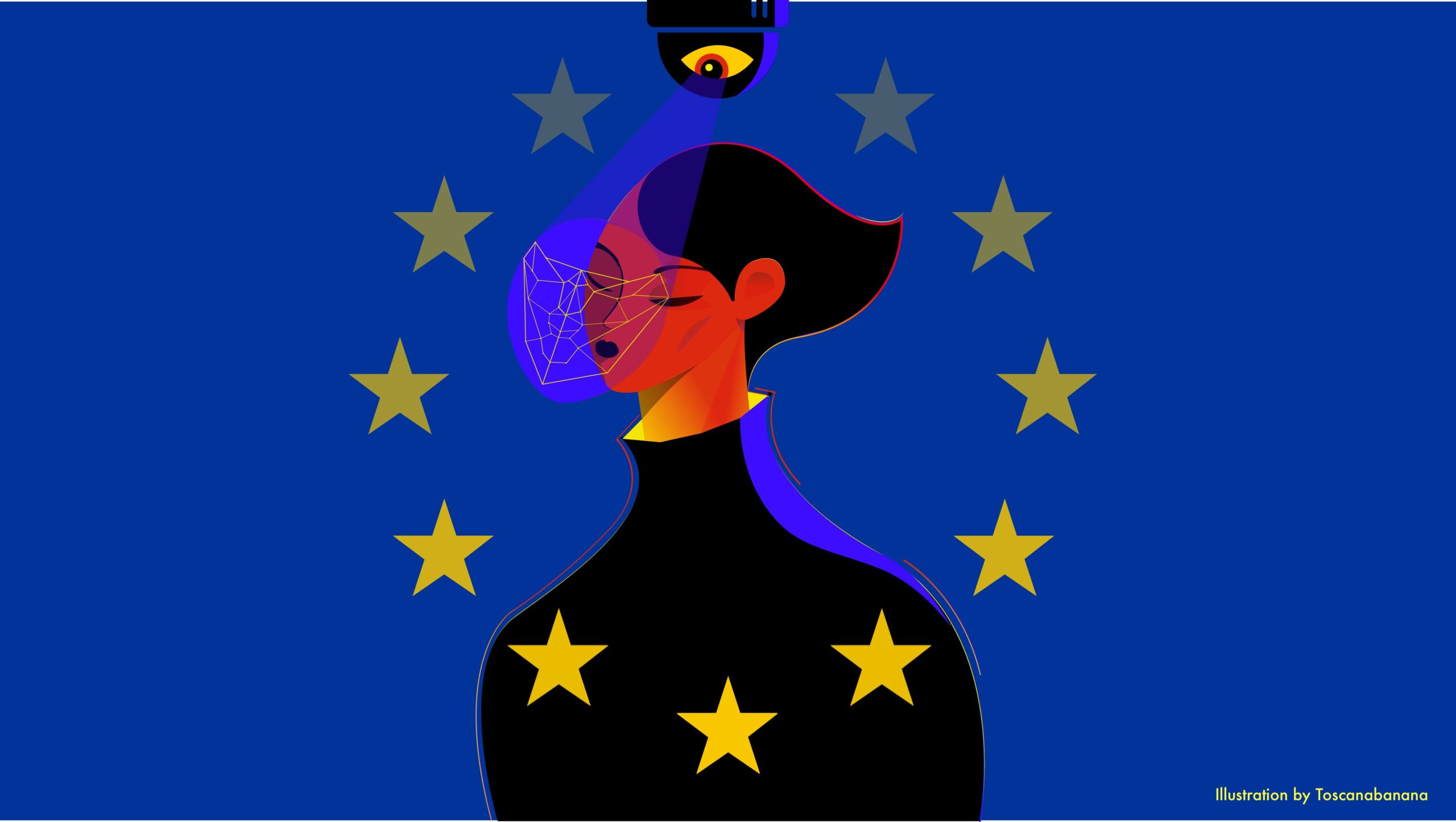 EU companies selling surveillance tools to China's human rights abusers