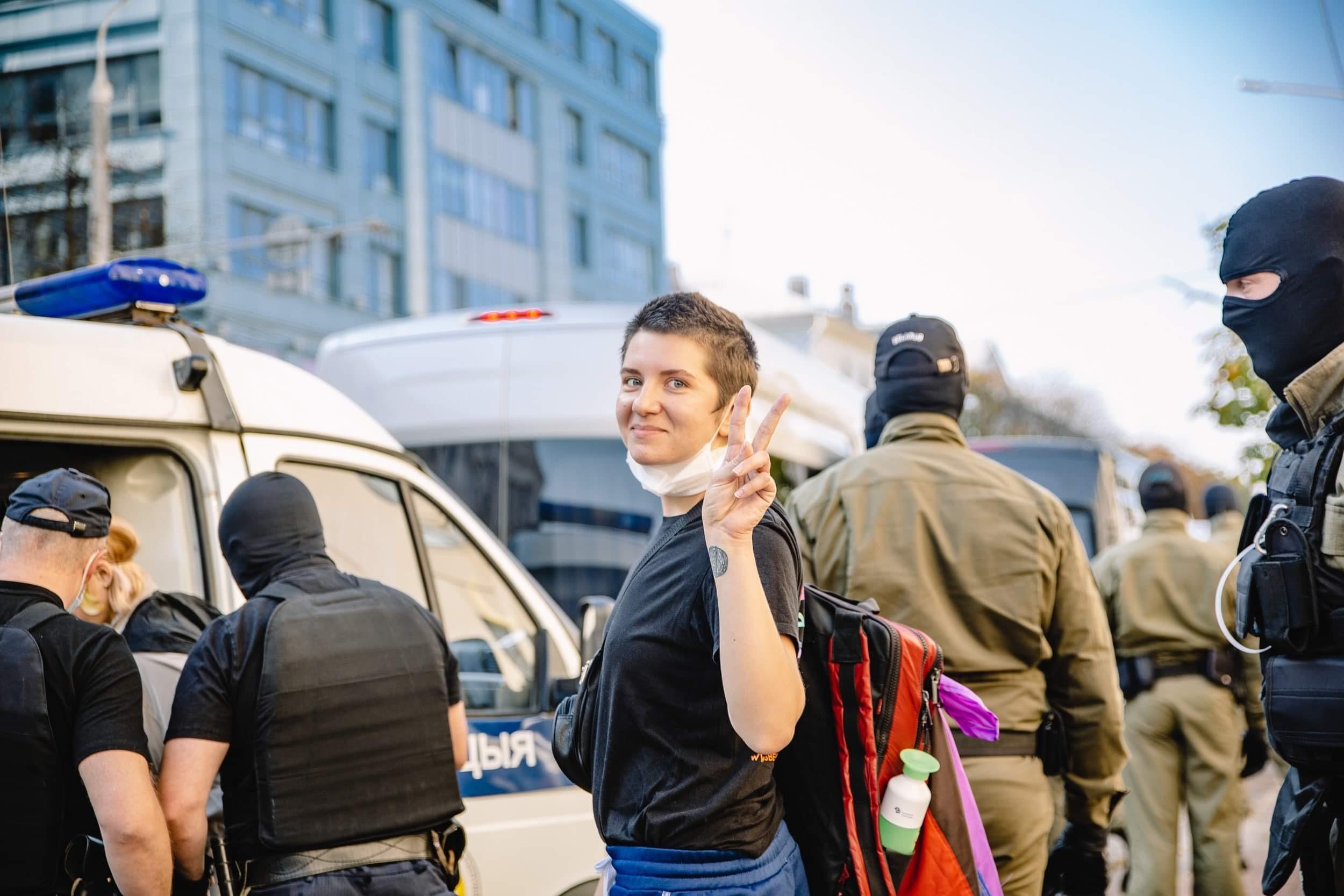 Belarus: Free LGBT+ activist