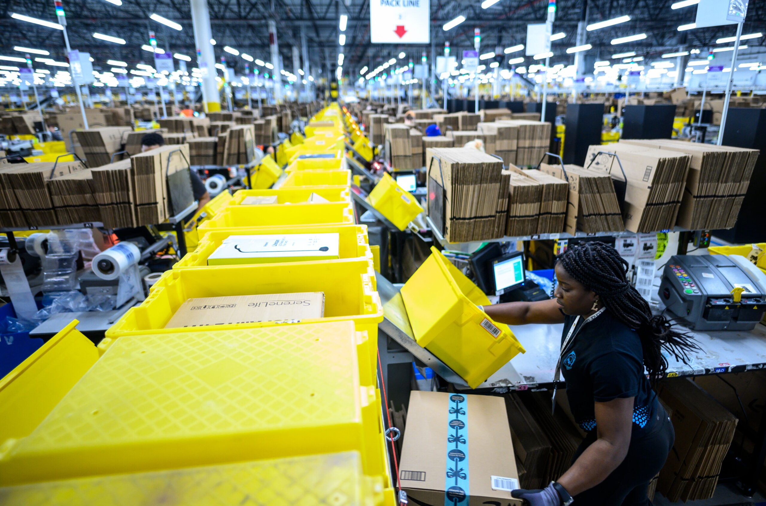 Black Friday rush must not cost Amazon workers their health and safety