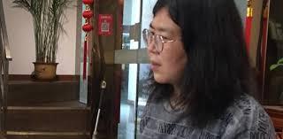 Urgent Action: China – release tortured journalist Zhang Zhan