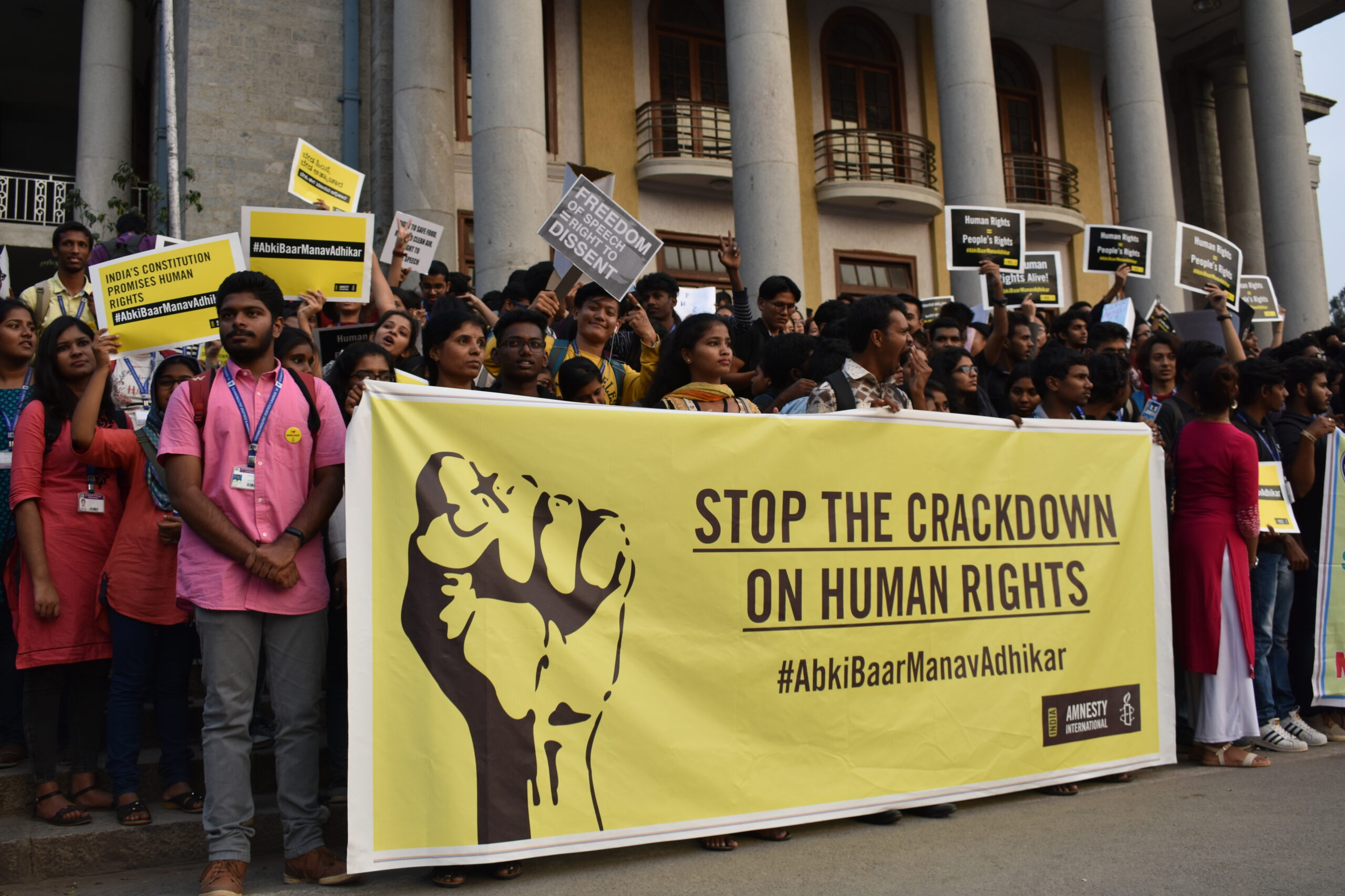 Stop silencing dissent in India: EU leaders must tell Prime Minister Modi to protect human rights amid the COVID-19 crisis.