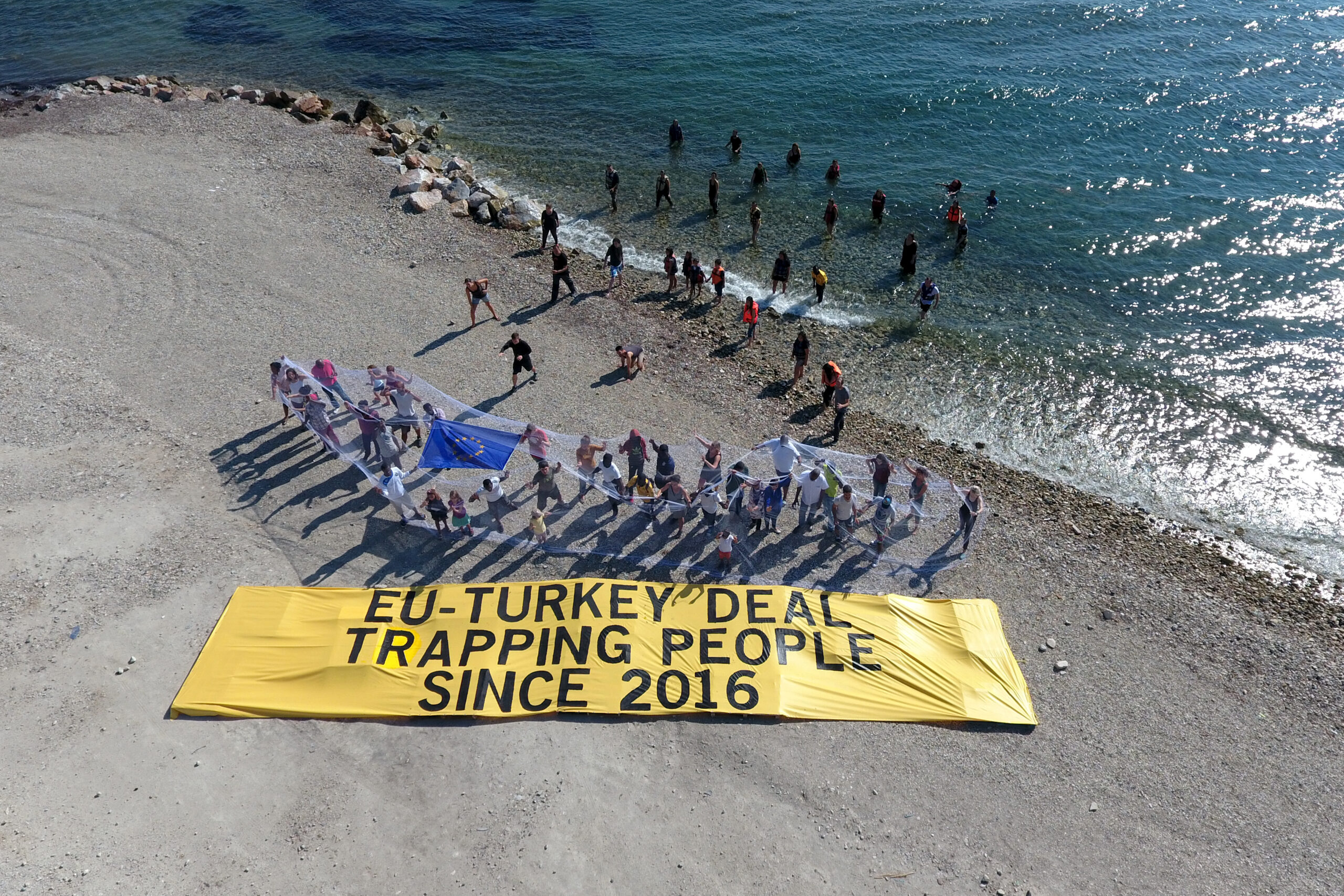Five years after the EU-Turkey Statement, European Civil Society demands an end to containment and deterrence at the EU's External Borders
