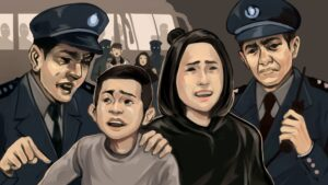 china uyghur children
