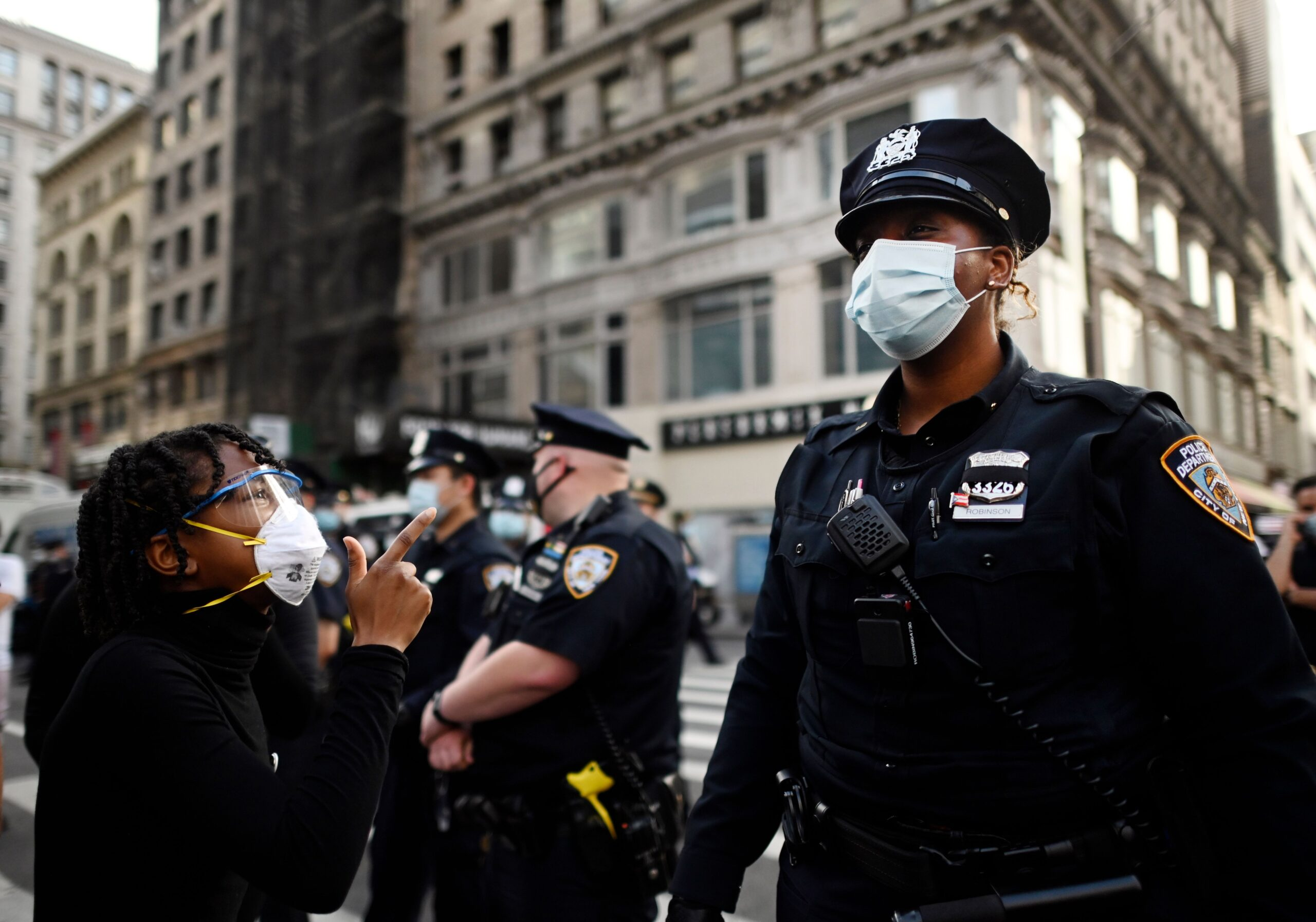 USA: Daunte Wright's Death Again Shows Need to Address Failures of Policing