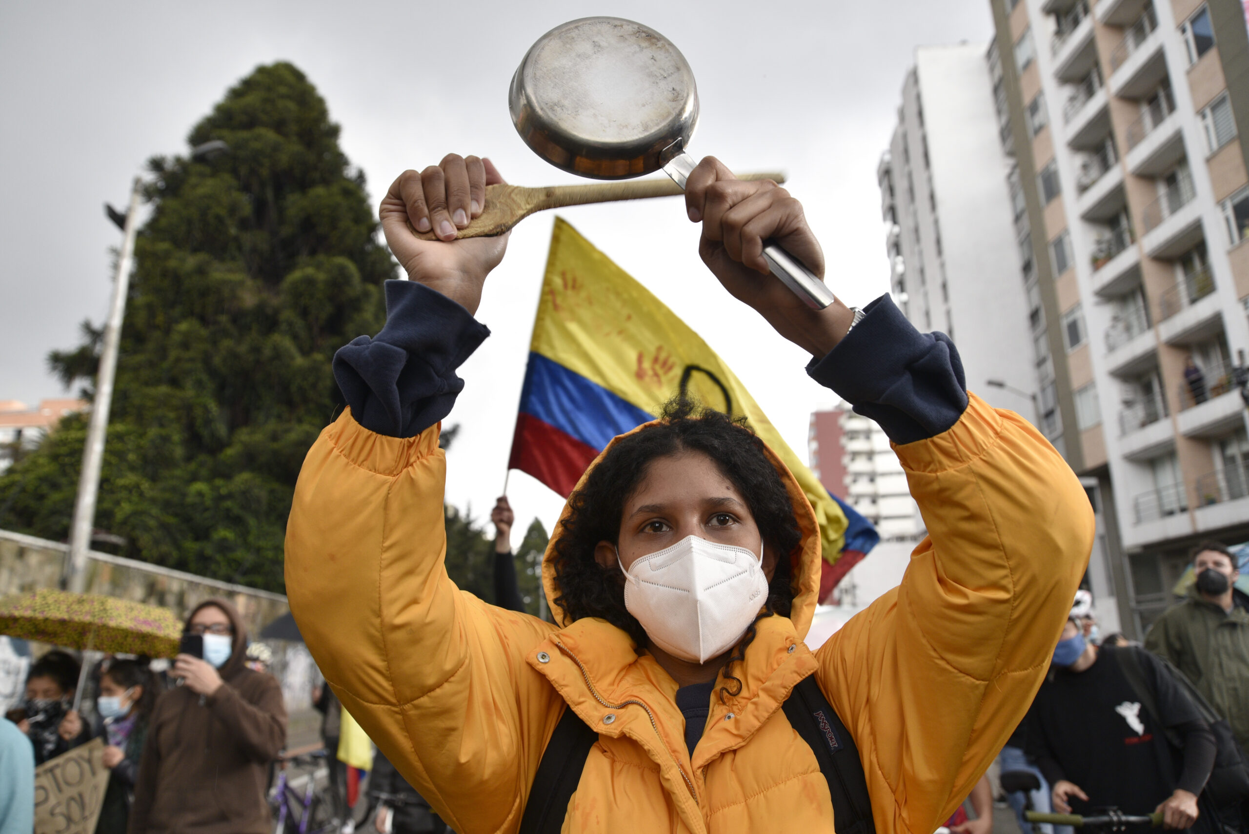 Colombia: Amnesty International denounces militarized response and police repression of demonstrations